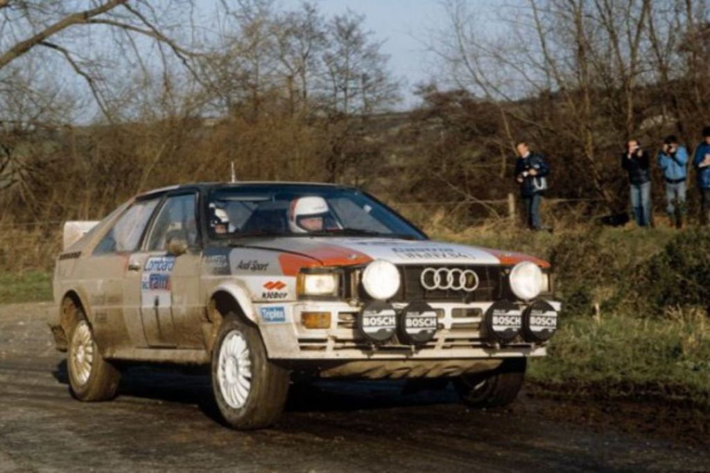 Mid November, Hannu Mikkola takes victory at the Lombard RAC Rally with Michele Mouton taking 2nd place.